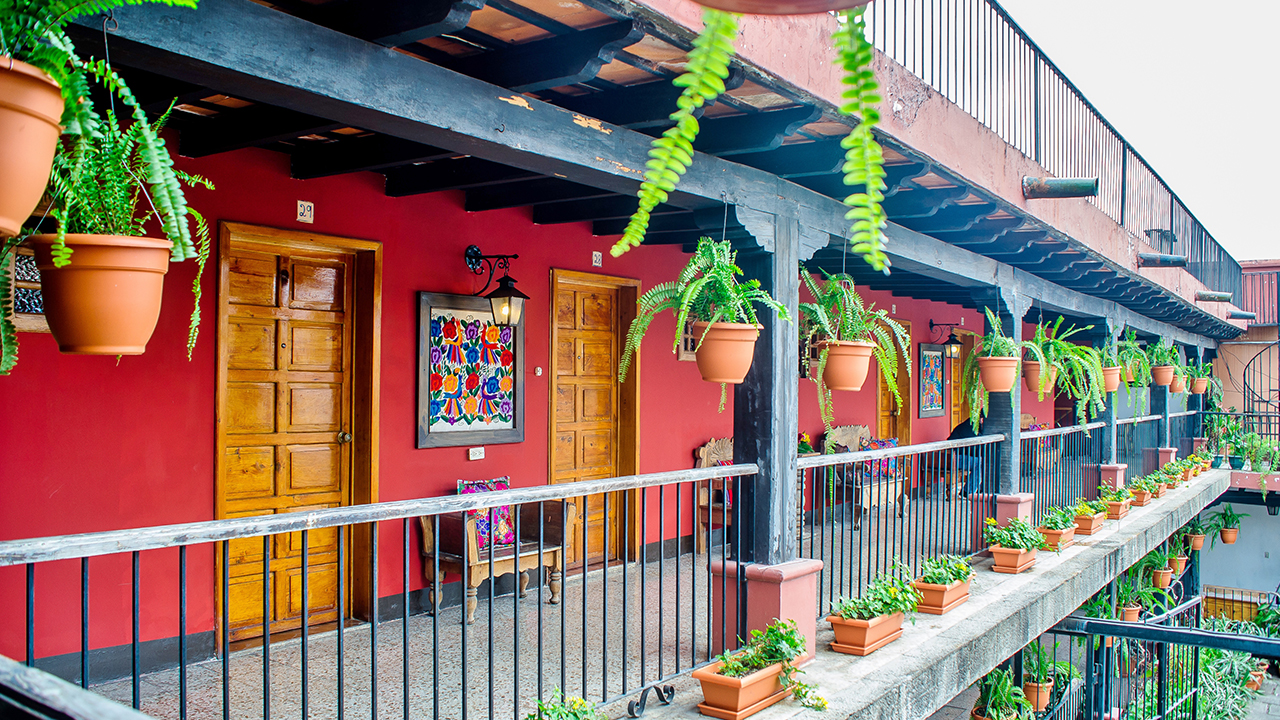 Services Hotel Panchoy Antigua Guatemala